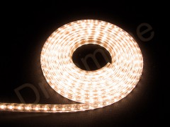 Warmweisses LED Band 230V