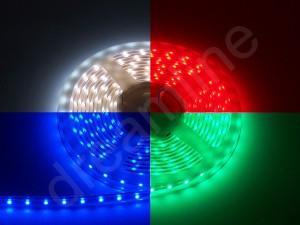 LED Leisten Bunt 5m