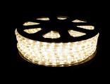 Warm-weisser LED-Schlauch auf Rolle